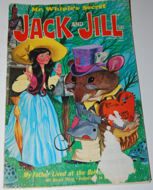 Jack & jill mag feb 1973