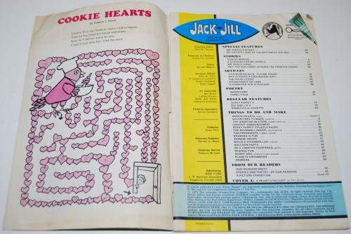 Jack & jill mag feb 1973 1