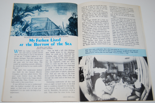 Jack & jill mag feb 1973 9