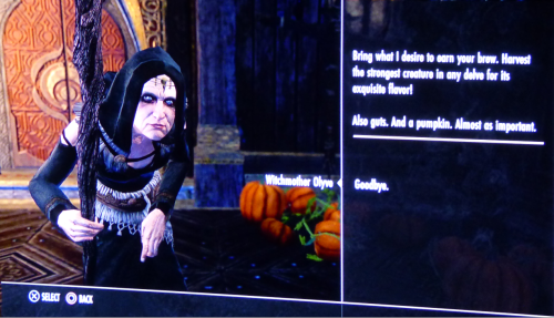Eso witchmother olyve