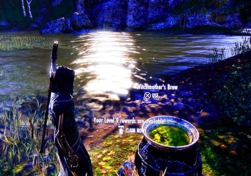 Eso halloween event cauldron