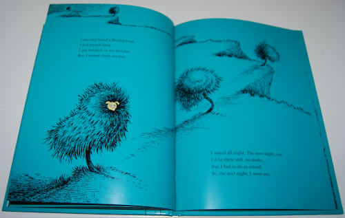 Dr seuss what was i scared of glow book 6