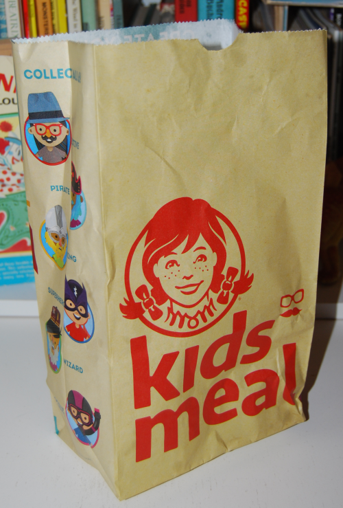 Wendys kids meal 2018