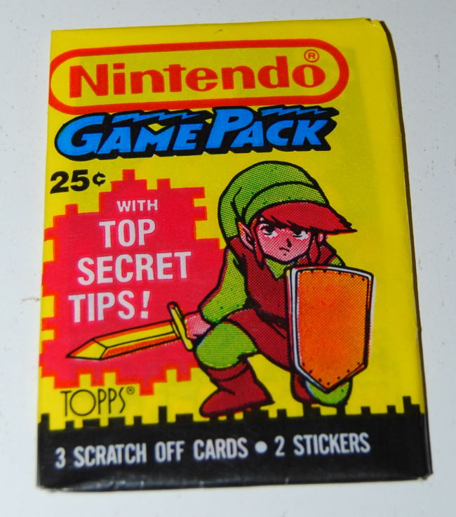 nintendo game pack