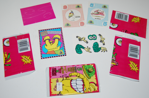 Doodlewonkers cards x