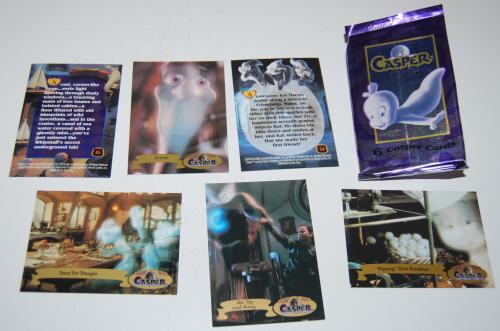 Casper cards