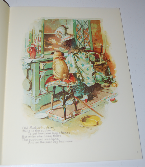 Old mother hubbard 1