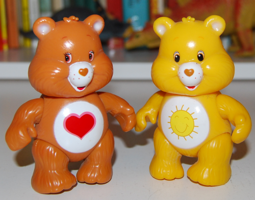 Carebear toys