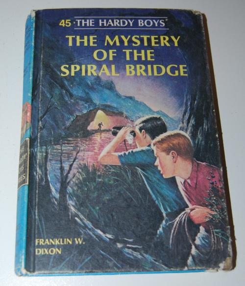 Hardy boys mysteries 3