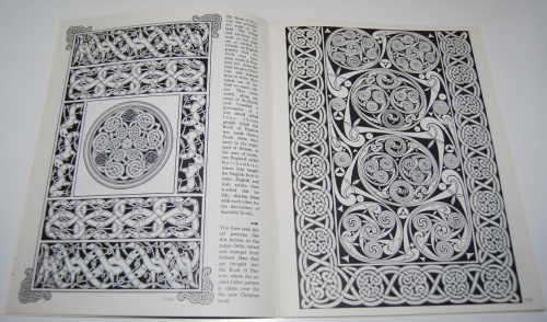 Ancient ireland coloring book 4