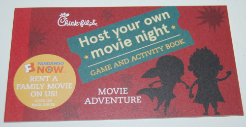 Cfa kids movie night prizes x