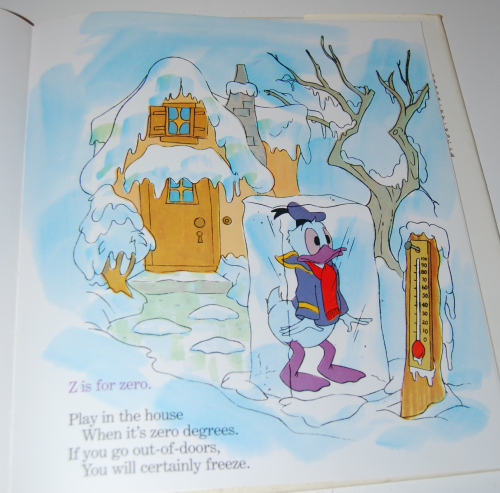 Disney's elegant abc book 10