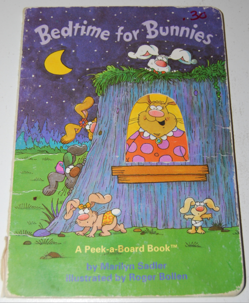 Bedtime for bunnies