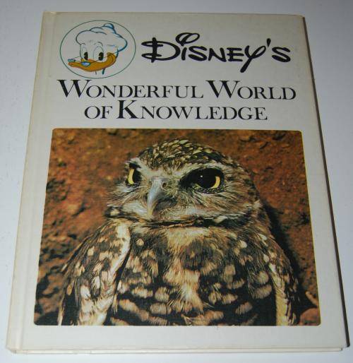 Disney's wonderful world of knowledge 12