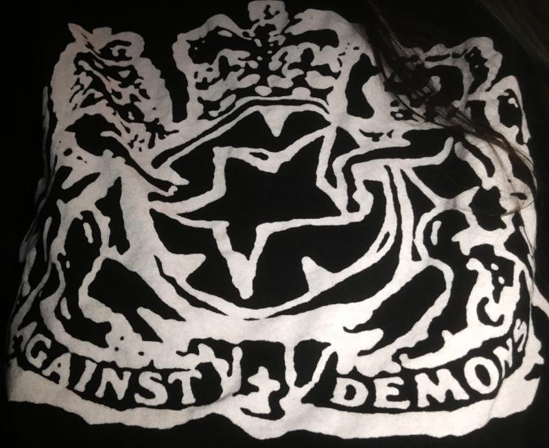 Bren radiohead library tshirt