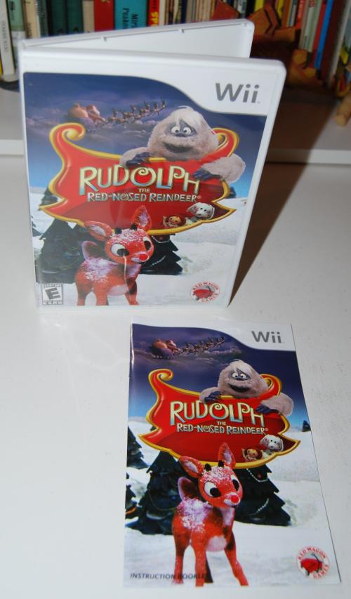 Wii rudolph
