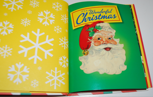 It's a wonderful christmas book