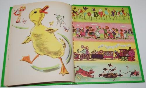 Little duck said quack wonder book 9