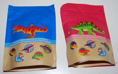 Wendy's dinosaur activities 2