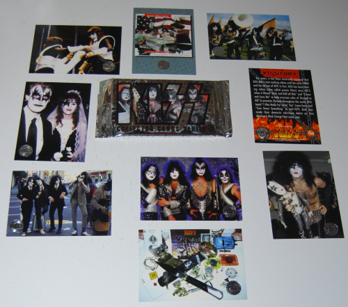 Kiss cards
