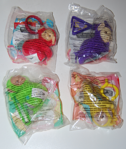 Teletubbies prizes 1