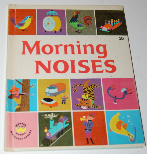 Morning noises wonder book