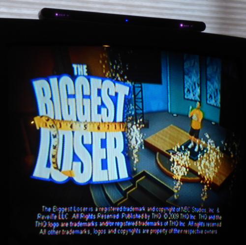 Wii biggest loser 2