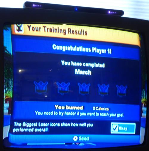 Wii biggest loser 9