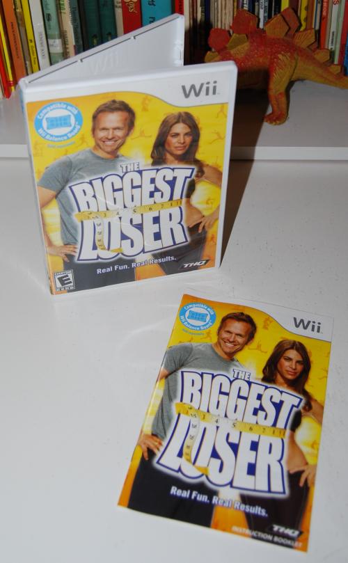 Wii biggest loser