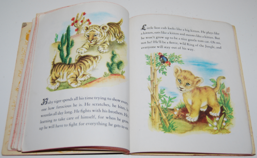 Animal babies little golden book 10