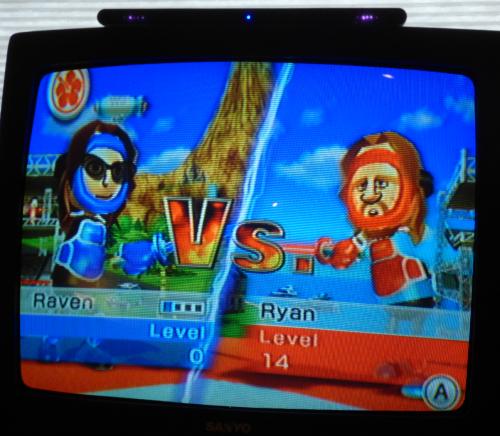 Wii sports resort 5