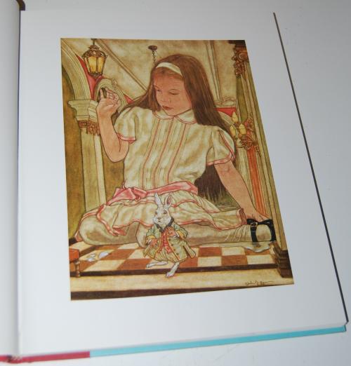 Alice's adventures 5