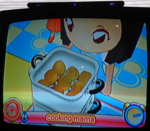 Wii cooking mama world kitchen