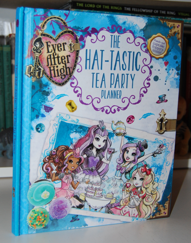ever after high party planner