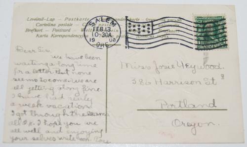 Vintage postcards 1x