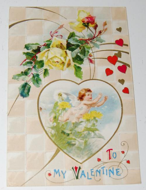 Vintage postcards 4