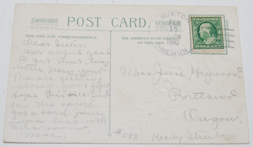 Vintage postcards 4x