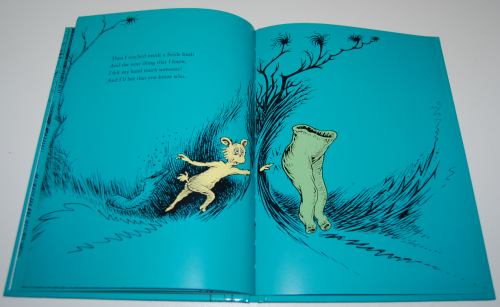 Dr seuss what was i scared of glow book 8