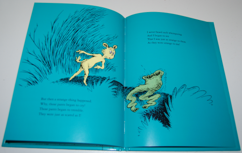 Dr seuss what was i scared of glow book 11