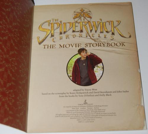 Spiderwick chronicles 1