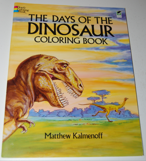 Dover days of the dinosaur