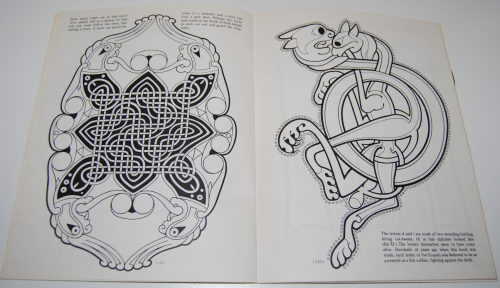 Ancient ireland coloring book 9