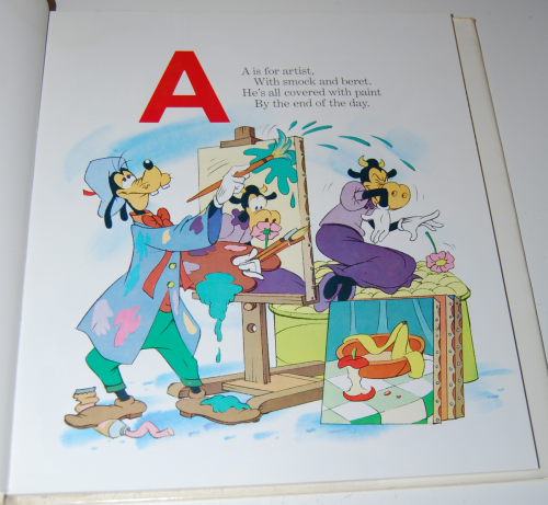Disney's elegant abc book 2