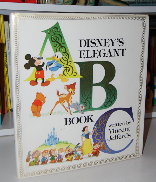 Disney's elegant abc book