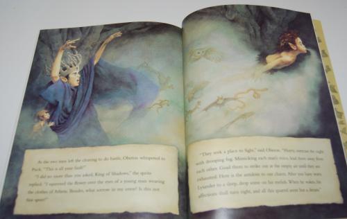A midsummer night's dream kids book 7