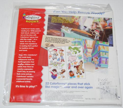 Disney book & tape 11x