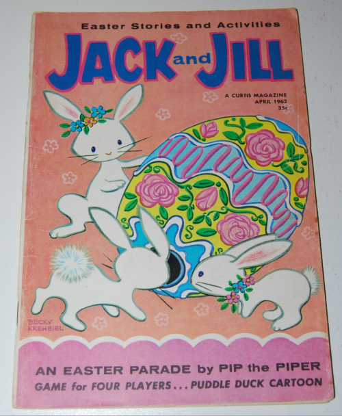 Jack & jill april 1962
