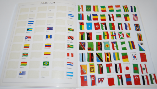 Ultimate flag sticker book 6