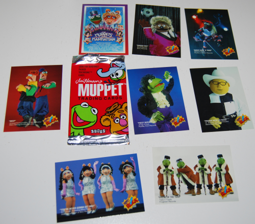 Muppets cards