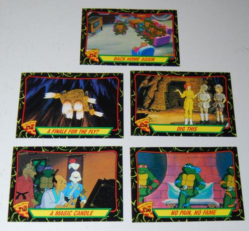 Tmnt cards x